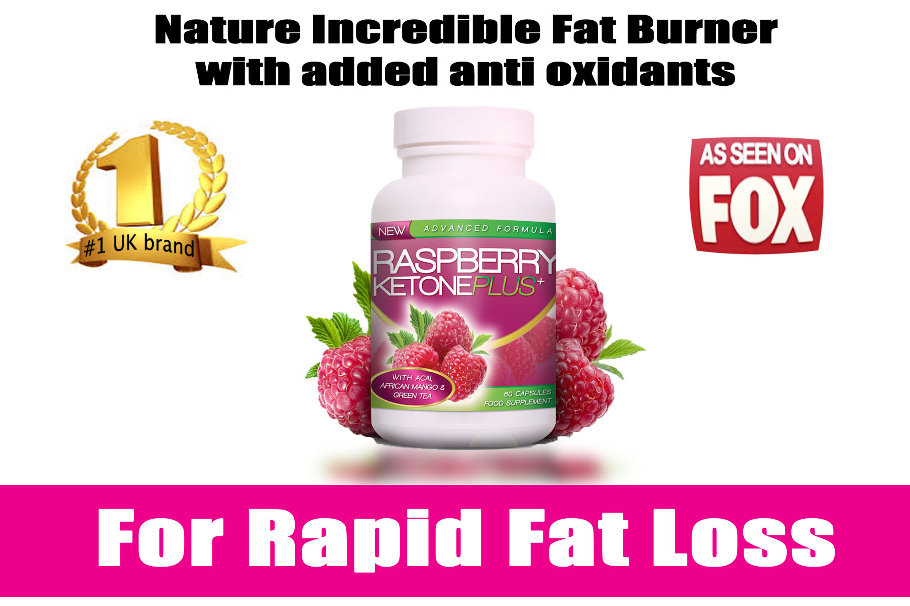 raspberry Ketone Plus - Special Offer!